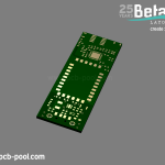 eagle_pcb_3d_top_gold_with_mask
